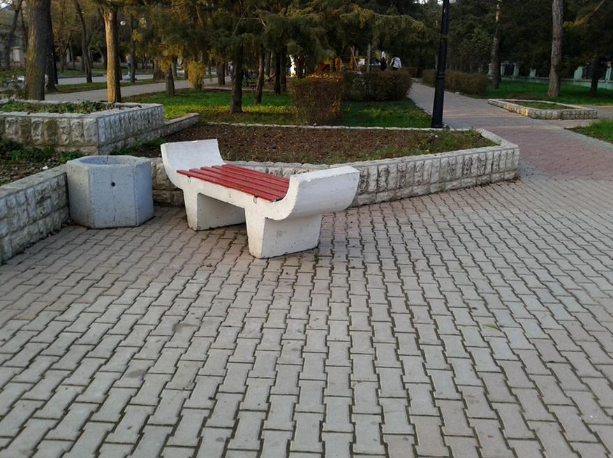 Скамейка 5